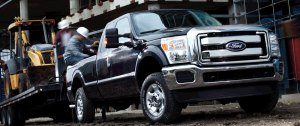 11 Ford Superduty Towing