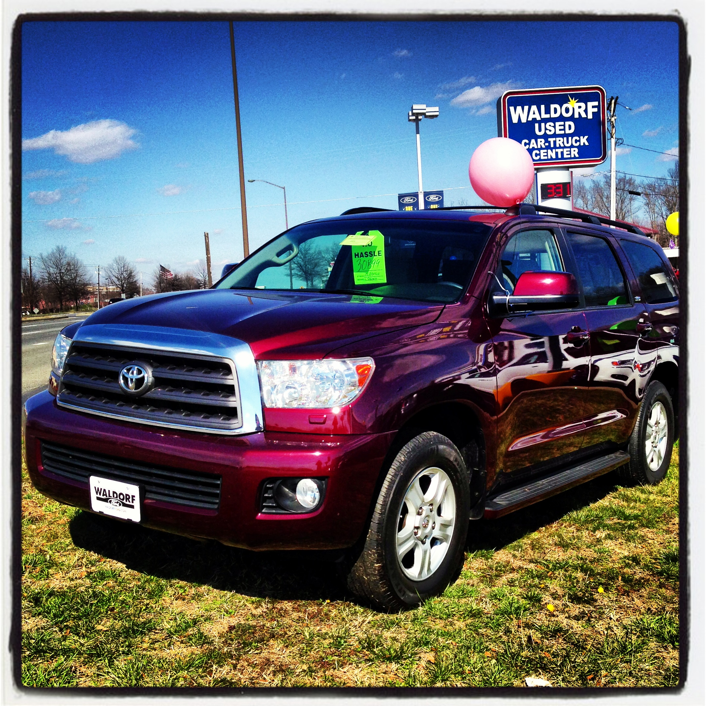 Waldorf Ford & Dodge Pre owned Car Guest Blogger Windell Rogers