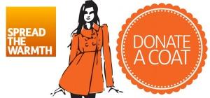 donate a coat